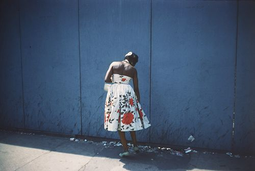 Garry Winogrand: Color at the Brooklyn Museum