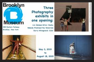 Step into spring with three photography exhibitions at the Brooklyn Museum, opening May 3, 2019