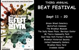 The Beat Festival provides more than 15 amazing performances around South Brooklyn