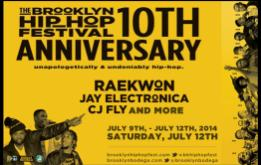The Brooklyn Hip-Hop Festival teams up with Northside Media Group and Open Space Alliance, announcing the festival's Final Day to be held in Williamsburg. Cyhi The Prynce joins the lineup!