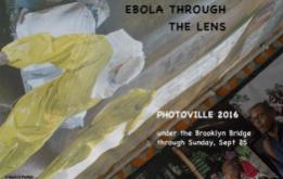 Photoville 2016 kicks off in Brooklyn Bridge Park for its fifth year of showcasing photography in shipping container galleries and outdoor exhibitions now through Sunday, September 25, 2016.