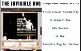 No one could have predicted the magnitude of impact that the Invisible Dog Art Center would have on Bergen Street, on the careers of the artists it has supported and presented, or on the NYC artistic community when Lucien Zayan first noticed 51 Bergen Street