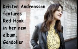 "Kristin Andreassen celebrates the release of her new album 'Gondolier' with the release of a new music video for the song ""Lookout"" filmed in Red Hook, Brooklyn."