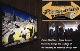 James Nachtwey, Doug Menuez: Photoville brings the leaders of the industry to Brooklyn Bridge Park