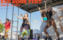 Dance Theatre Etcetera announces the 22nd Annual Red Hook Fest, featuring performances by a world-class lineup of bands and dance companies on the beautiful Brooklyn waterfront,  on Thursday, June 4, 2015 to Saturday, June 6, 2015