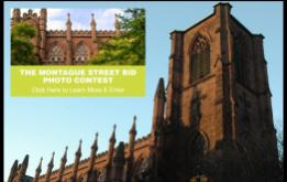 Montague Street BID invites you to enter the Montague Street Photo Contest for a chance to win prizes