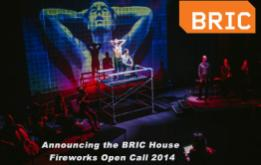 BRIC House Fireworks Open Call 2014 / Summer Residency 2014 featured on The South Brooklyn Network.