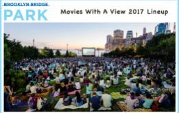 Movies With A View begins July 6, and runs weekly on Thursdays through August 24.