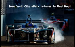World Championship racing to the Brooklyn Cruise Terminal in Red Hook, Brooklyn