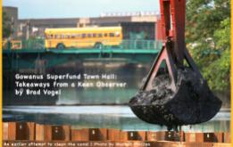 Gowanus Superfund Town Hall - Takeaways from a Keen Observer by Brad Vogel