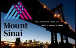 Mount Sinai Health System announces opening of new, full-service urgent care center in Dumbo