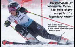 Nina O'Brien dominated the US Nationals bringing home four National Championships ©Mark D Phillips