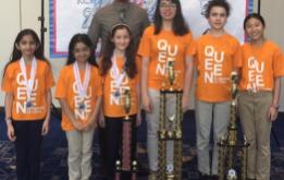 Success Academy (SA) sixth-grader Nura Baalla, who lives on the Cobble Hill/Boerum Hill border last weekend became the national champion at the 15th Annual All-Girls Chess Championships in Chicago, in the Under 12 division.
