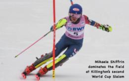 Mikaela Shiffrin rules