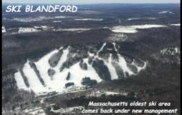 Ski Blandford is back in operation under new management and it is a jewel.