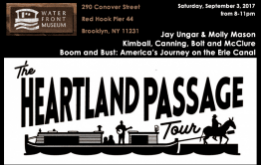Heartland Passage Tour at Waterfront Museum in Red Hook