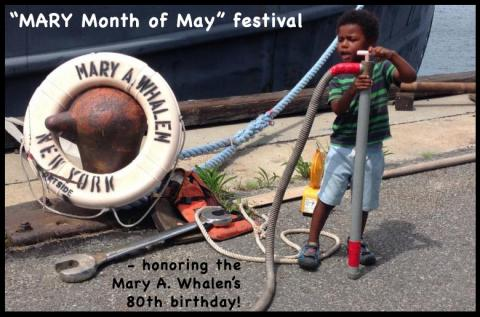 MARY Month of May celebrates 80 years of Maritime History